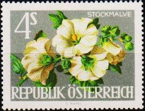 Austria. 1964 4s S.G.1415 Unmounted Mint