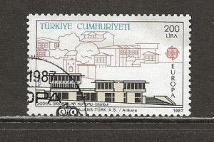 Turkey Scott catalog # 2380 Used See Desc