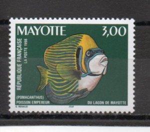 Mayotte 110 MNH