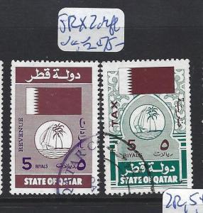 QATAR (P2702B) REVENUE 5RX 2 DIFF    VFU