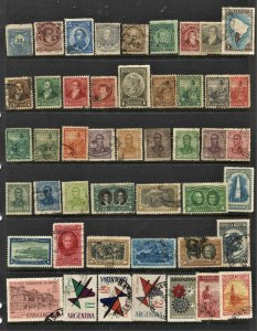 STAMP STATION PERTH Argentina #47 Mint / Used Selection - Unchecked