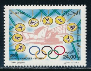 Algeria - Sidney Olympic Games MNH Sports Stamp (2000)