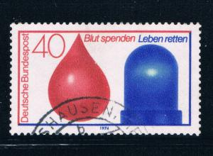 Germany 1132 Used Blood donor service (GI0212P31)+