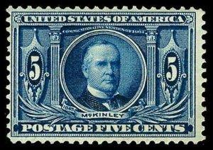 U.S. 1904-13 COMM. 326  Mint (ID # 75346)