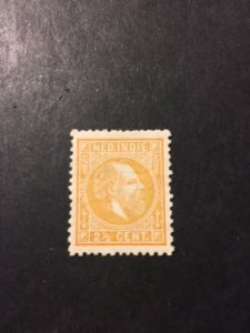 Netherlands Indies 7 MH