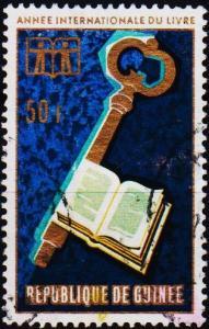 Guinea. 1972 50f. S.G.795 Fine Used