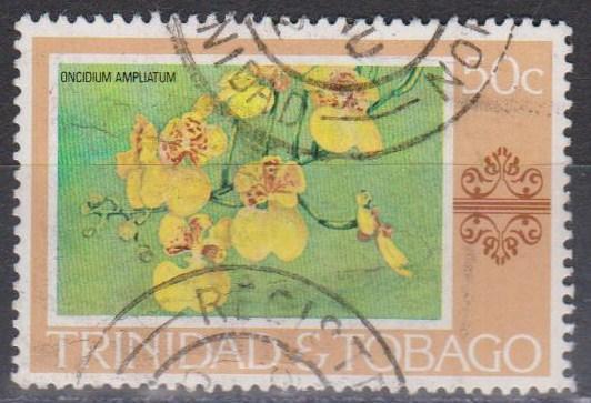 Trinidad & Tobago #287 F-VF Used  (B7098)