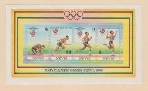 Nevis Scott #569 Stamps - Mint NH Souvenir Sheet