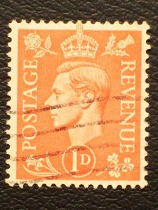 Great Britain Scott #259 used
