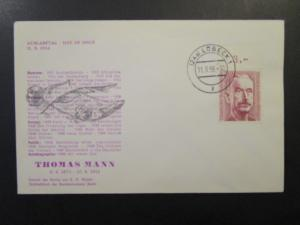 Germany SC# 746 on 1956 First Day Cover - Z4252