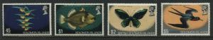 British Solomon Islands QEII 1972 45 cents to $5 unmounted mint NH