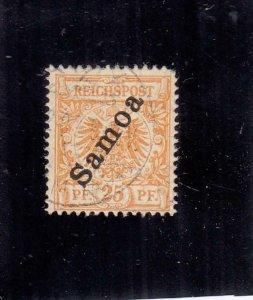 German Samoa: Sc #55, Used (35724)