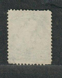 Canada Sc#28b M/F-VF, NG, Cv. $950
