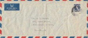 Kuwait Great Britain 1/6 QEII Wilding Overprinted Kuwait 1 Rupee c1958 Kuwait...