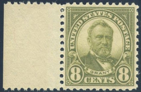 US Scott #560 Mint, VF, NH, PSE