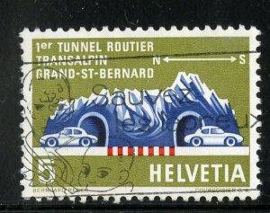 SWITZERLAND 434 USED $0.50 BIN