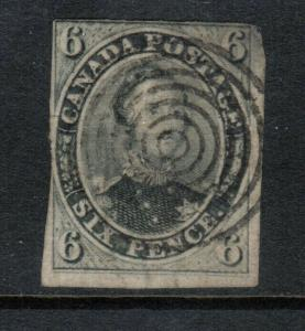 Canada #5 Used Fine - Thin At Upper Right