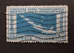 Francobolli italia, Italy stamps, cat.€1100, sassone#25, 1930
