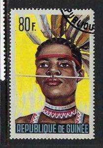 GUINEA 370 VFU Z216