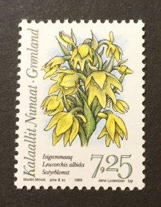 Greenland 1995 #282, MNH, CV $3