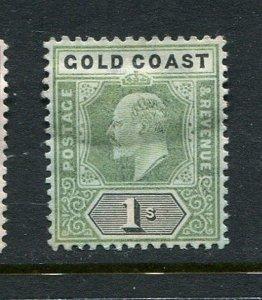 Gold Coast #44 Mint