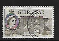GIBRALTAR, 135, USED, SOUTHPORT