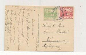 D176441(1) Slovakia Postal Card 1919 Kral Vienna Austria