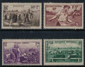 France #B104-7*  CV $6.80