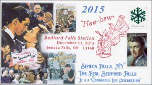 2015, It's A Wonderful Life, Jimmy Stewart, Bedford Falls,SenecaFalls NY, 15-294