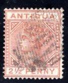 Antigua #11, Used, CV 67.5   ........   0260011