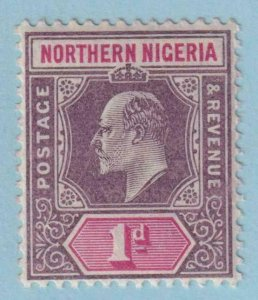 NORTHERN NIGERIA 20  MINT NEVER HINGED OG ** NO FAULTS EXTRA FINE !