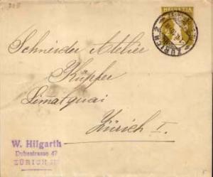 Switzerland, Postal Stationery