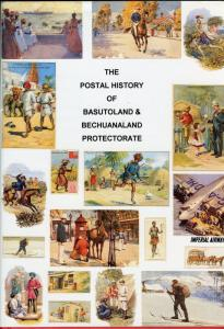 THE POSTAL HISTORY OF BASUTOLAND & BECHUANALAND PROTECTORATE BY EDWARD B. PROUD