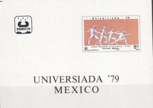 Mexico #1189  MNH