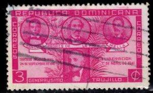 Dominican Republic Scott 369 Used  stamp