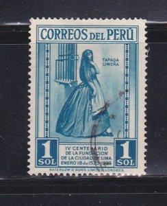 Peru 330 U Woman (B)