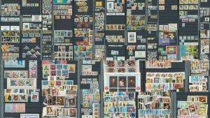 YEMEN Large Mid/Modern M&U Collection (1100+Items  ) GM307