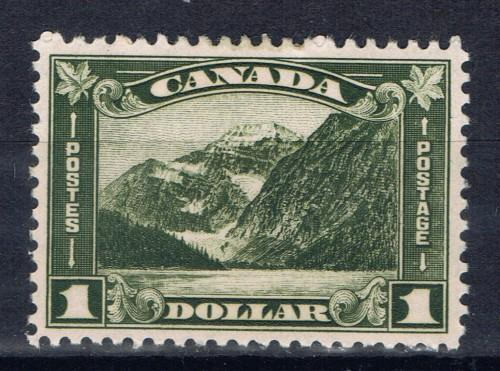 Canada 177 Hinged 1930 Mt. Edith Cavell