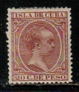 Cuba Scott 152 Mint hinged (Catalog Value $30.00)