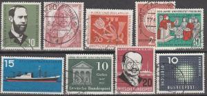 Germany #762 F-VF Used CV $5.15 (D130)