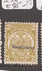 Swaziland SG 2 MOG (8dbq)