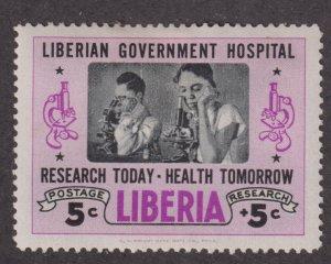 Liberia B19 Research 1954