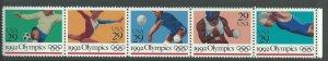 1992 USA Scott Catalog Number 2641a Unused Never Hinged
