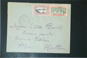 Guadeloupe 1937 Local Cover  - Z3339