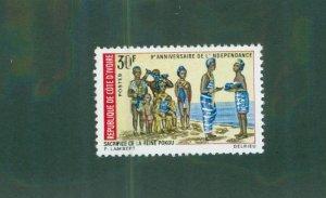 Ivory Coast 272 MH BIN$ 1.10