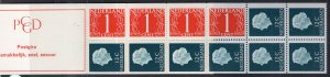 Netherlands 345b Booklet MNH VF