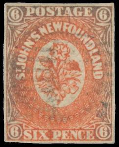 Canada / Newfoundland Scott 13 Gibbons 14 Used Stamp