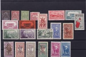 french colonies stamps ref r14976