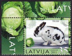 2011 Latvia 800 Fauna