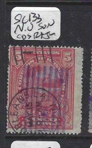 HONDURAS (P2606B) SC133  NEW ORLEANS CDS SON       VFU